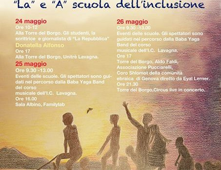 GIORNATE DELL'INTERCULTURA A LAVAGNA
