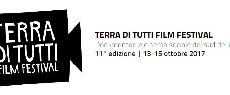 TERRA DI TUTTI FILM FESTIVAL – 13/15 OTTOBRE
