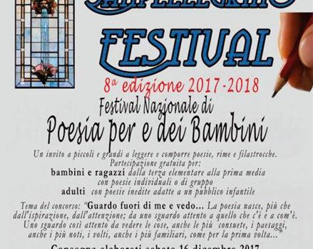 FESTIVAL NAZIONALE DI POESIA SAN PELLEGRINO