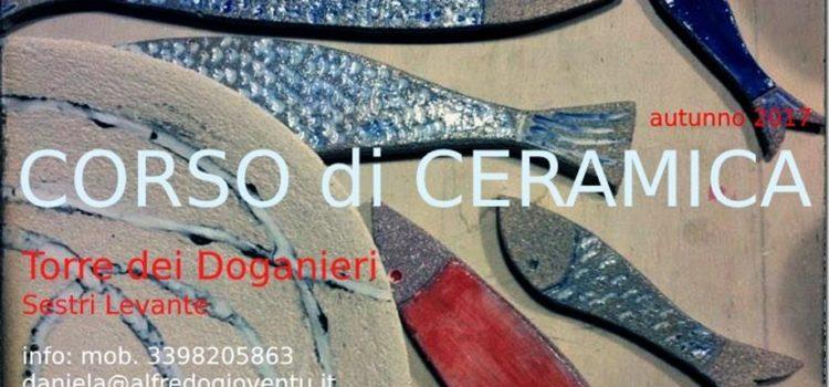CORSO DI CERAMICA SESTRI LEVANTE