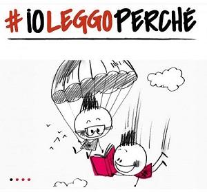 IO LEGGO PERCHE'# DONARE LIBRI ALLE SCUOLE