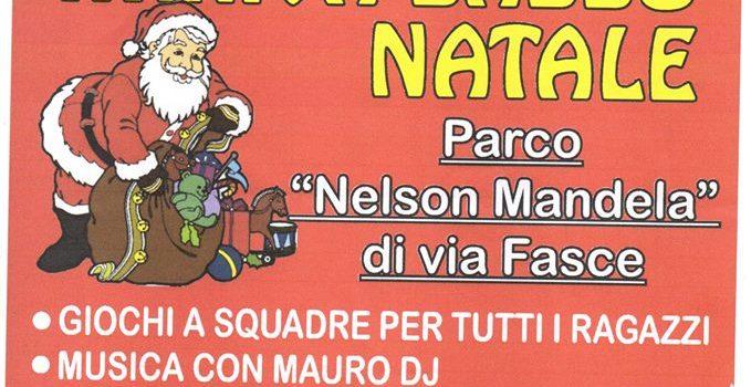 FESTA DI NATALE CON GLI AMICI DEL PARCO