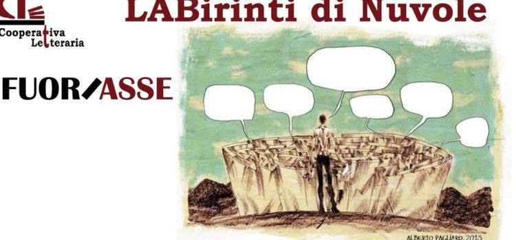 """CONCORSO PER FUMETTISTI """"LABIRINTI DI NUVOLE"""""""