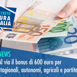 AGGIORNAMENTI DECRETO CURA ITALIA
