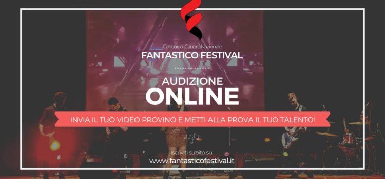 FANTASTICO FESTIVAL HOME EDITION