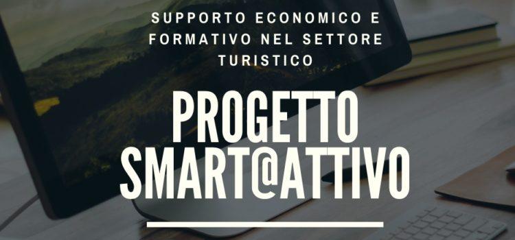 PROGETTO SMART@ATTIVO: PER I DISOCCUPATI DEL SETTORE TURISTICO
