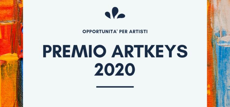 PREMIO ARTKEYS 2020