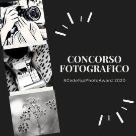 CONCORSO FOTOGRAFICO CEDEFOP