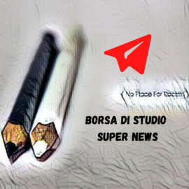 BORSA DI STUDIO SUPERNEWS