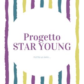 PROGETTO STAR YOUNG: DAI 16 AI 24 ANNI