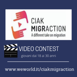 CIAK MIGRACTION: VIDEO CONTEST PER GIOVANI