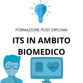 ITS A TRIESTE: TECNICO NELL'AMBITO BIOMEDICO