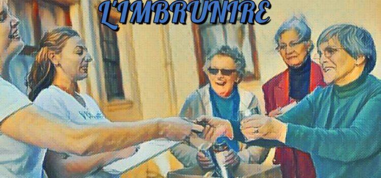 L'ALBA DENTRO L'IMBRUNIRE